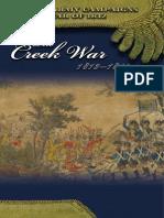 The Creek War of 1813-1814
