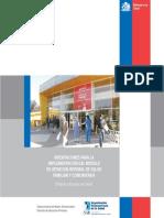 Orientaciones Para La Implementacion Del Modelo de Atención Integral de Salud Familiar y Comunitaria DIVAP 2013