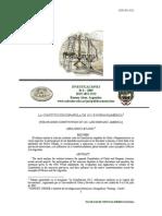 LEVAGGI, Abelardo - La Constitucion Española de 1812 e Hispanoamerica