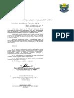 Portaria Nº 189-Qcg-dgp, De 17jul13 - Regulamento Geral Da Pmmt