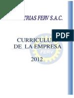 Brochure Ejecutor de Obras