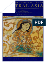 History of Civilizations of Central Asia Vol:4 The age of achievement A.D. 750 to the end of the fifteenth century Part Two