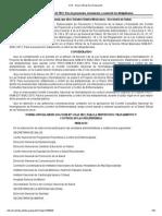 Norma Mexicana para las Dislipidemias