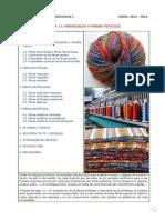 Materiales y Fibras Textiles