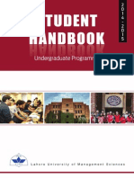 UndergraduateStudentHandbook_2014-15