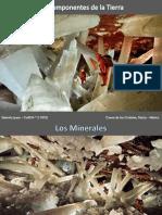 2.- Minerales