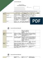 Rubrica Evaluación Proceso de Elaboración Del Reportaje