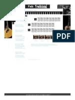 Fado Tradicional - Fado Cravo - Acordes.pdf