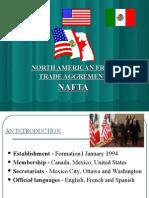 North American Free Trade Aggrement