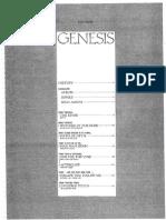 Compilation (Full Band Score) - Genesis