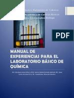 Manual Lab Bas Quím QFB2013
