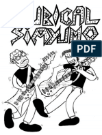 Fanzine Cubical Siayumo