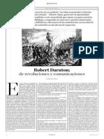 Entrevista a Robert Darnton