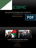 Análisis Palestina-Israel