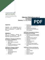 Cálculos Hidráulicos Para El Combate de Incendios Diciembre 2012(1)