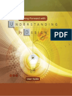 Moving Forward With Understanding by Design