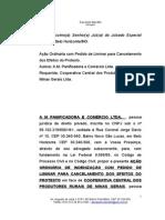 Ação Ordinária A M Panificadora X Coop Central Prod Rurais d.doc