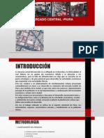 Mercado Central de Piura