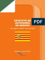 Estatuto Aragon