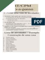 Manual Pert Cpm