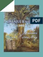 El Calendario y la Historia Maya .pdf