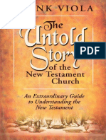 The Untold Story of the New Testamesnt Chur - Viola, Frank