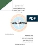 Histologia Nervioso Resumen