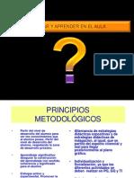 Presentación Metodológica