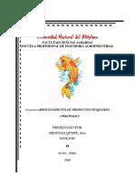 PROCESAMIENTO DE PRODUCTOS PESQUEROS