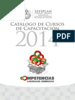 Catálogo de Cursos de Capacitación 2014