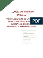 A Zangaro universidad andina nestor caceres velasques