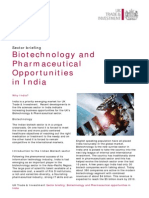 244571645 Biotechnology and Pharmaceutical