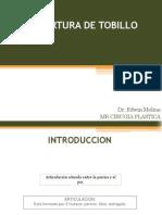 Cobertura de Tobillo
