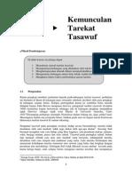 7- Kemunculan Tarekat Tasawuf.pdf
