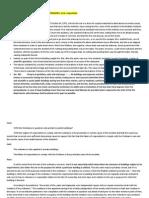Teague vs Fernandez to Philam Insurance Company, Inc vs CA