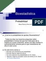 Fundamentos de Probabilidad en bioestadística