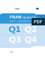 FRONTEX Report Q1 2014