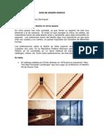 Guía de Diseño Básico
