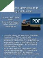 Modelación Matemática de la Biología del Cancer