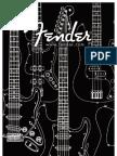 Fender Guitars and Basses 2003