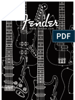 Fender Guitars and Basses 2003