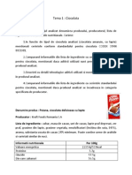 Aditivi Corect- Tema 1