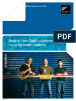 Studying Guide New Zealand
