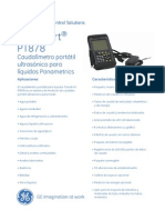 PT878-Caudalimetro Portatil