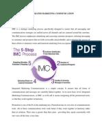 Introduction of IMC