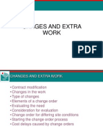 11. Change & Extra Work.ppt