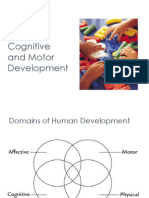 Cognitive and Motor Development