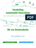 Promoting sustainable innovations