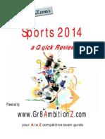 Sports (Jan to Dec)2014