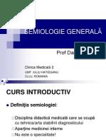 Semiologie Curs